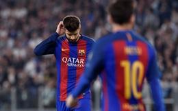 Barca ra tay đại phẫu lớn đội hình