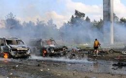 Đánh bom tàn bạo ở Syria làm chết gần 100 dân thường