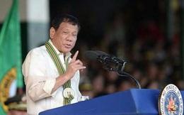 """Tổng thống Philippines tuyên bố """"hành động nhanh"""" trên Biển Đông"""