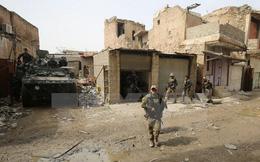 Tử chiến ở Mosul, phiến quân IS nã pháo hóa học vào đối phương