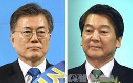 Cuộc vận động tranh cử tổng thống Hàn Quốc chính thức bắt đầu