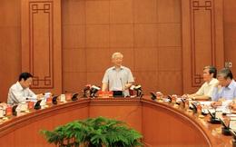 Tổng bí thư yêu cầu tập trung truy bắt Trịnh Xuân Thanh