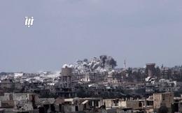 Không quân Nga ồ ạt giáng sấm sét, chặn đứng phiến quân trên chiến trường Daraa