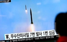Nga ngăn cản HĐBA ra tuyên bố lên án vụ thử tên lửa Triều Tiên