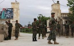 Căn cứ quân sự Afghanistan bị Taliban tấn công đẫm máu chưa từng có, 160 binh sĩ chết