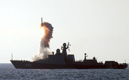 """Nga phóng """"sát thủ"""" Kalibr đánh khủng bố Syria, Mỹ-NATO lo sợ hay cười ruồi"""