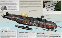 """Hải quân Nga biến """"sát thủ tàu sân bay"""" thành tàu nghiên cứu"""