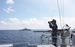 Hải quân Việt Nam tuần tra chung với hải quân Thái Lan