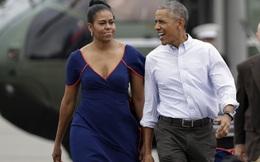 """Obama kết thúc chuỗi ngày """"ở ẩn"""" để xuất hiện trước công chúng"""
