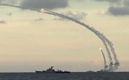 """Nga phóng """"sát thần"""" Kalibr diệt khủng bố Syria, Mỹ-NATO lạnh gáy (II)"""