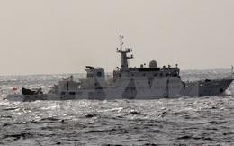 Tàu Trung Quốc tiến vào vùng biển xung quanh quần đảo Senkaku