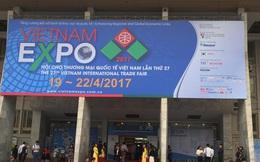 Nghịch lý sự kiện xúc tiến xuất khẩu EXPO: Toàn các cụ già, trẻ em, mặc quần áo ngủ vào hội chợ
