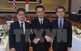 Nhật, Mỹ, Hàn Quốc nhất trí tăng sức ép đối với Triều Tiên