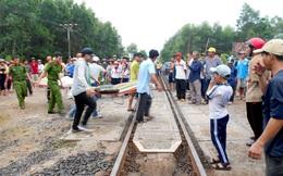Vụ tàu hỏa húc ôtô làm 4 người chết: 'Tài xế xe Innova vượt ẩu'