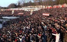 """Giới trẻ Triều Tiên dọa tấn công Mỹ và Hàn Quốc bằng """"5 triệu quả bom hạt nhân"""""""