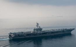 Triều Tiên đã nằm trong tầm tác chiến tàu sân bay Mỹ