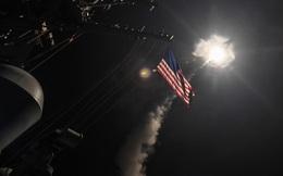 """35 tên lửa Tomahawk Mỹ tập kích Syria bỗng """"biến mất"""": Nga ra tay hay chuyện gì?"""