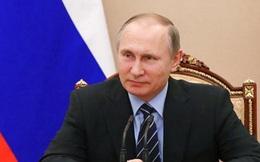 """Ông Putin: Quan hệ Nga-Trung Quốc """"ở mức cao chưa từng thấy"""""""