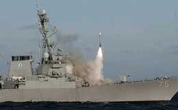 """36 tên lửa Tomahawk Mỹ tấn công Syria bỗng """"mất tích"""": Vén bức màn sắt bí mật"""