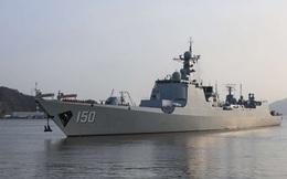 Hàng loạt tàu chiến Trung Quốc tới Philippines để làm gì?