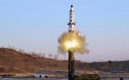 Nhật Bản lên án vụ phóng tên lửa đạn đạo mới nhất của Triều Tiên