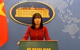 Phản đối Trung Quốc tổ chức đua thuyền buồm ở Hoàng Sa