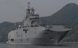 """""""Chảo lửa"""" Triều Tiên nóng lên khi có thêm tàu sân bay tấn công Pháp xuất hiện"""