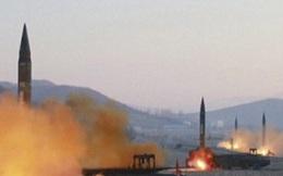 Phòng không Nga cảnh giác cao độ sau vụ Triều Tiên phóng tên lửa