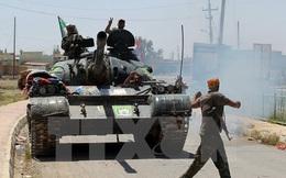 Tướng Iraq đặt hạn chót đánh bật toàn bộ quân IS cố thủ khỏi Mosul