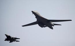 Mỹ xác nhận máy bay ném bom hoạt động ở Bán đảo Triều Tiên