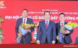 """Ông Nguyễn Thành Nam chính thức ngồi vào """"ghế nóng"""" Tổng giám đốc Sabeco"""