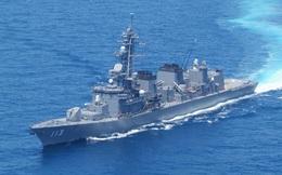 Nhật Bản điều thêm khu trục hạm hiện đại hộ tống tàu hải quân Mỹ