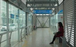 Ưu tiên vượt bậc, buýt nhanh BRT vẫn rất thưa thớt khách