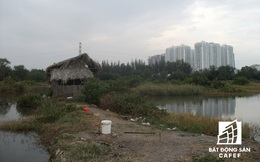 Dự án Phước Kiểng mà Quốc Cường Gia Lai bán cho công ty nhiều khả năng liên quan Vạn Thịnh Phát vẫn đang để hoang