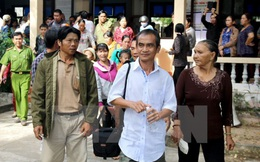 Chuyển hơn 10 tỷ đồng bồi thường cho ông Huỳnh Văn Nén