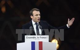 Tổng thống đắc cử Emmanuel Macron: Nước Pháp đã chiến thắng