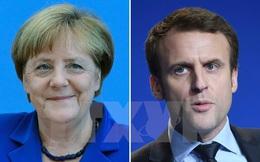Tổng thống đắc cử Emmanuel Macron sẽ thăm Đức đầu tiên