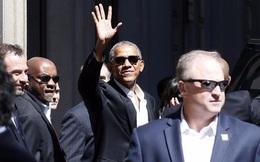 Ông Obama đem cả đoàn xe, chuyên cơ qua Ý dự hội nghị