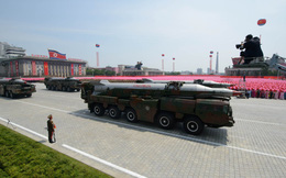 """Giấc mơ phóng tên lửa đạn đạo tới Mỹ của Triều Tiên """"còn xa vời"""""""