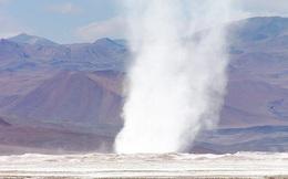 Phát hiện hiện tượng lốc xoáy pha lê trên đỉnh Andes chưa từng xuất hiện trong lịch sử
