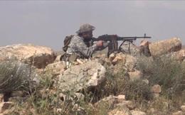 Nga không kích dữ dội phối hợp cùng quân đội Syria diệt hàng loạt tay súng IS tại Homs