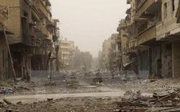 Syria: IS nã pháo vào thành phố Deir al-Zor, 7 người thiệt mạng