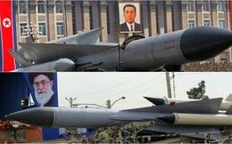 Iran - Triều Tiên bắt tay phát triển tên lửa đạn đạo, vì sao Mỹ phải lo lắng?