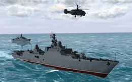 Nga sắp bàn giao tàu hộ vệ tên lửa Gepard-3.9 cho Việt Nam