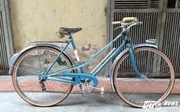 Cận cảnh những chiếc xe đạp Peugeot cổ giá 45 triệu đồng