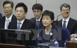 Cựu Tổng thống Hàn Park Geun-hye bác bỏ mọi cáo buộc tại phiên tòa