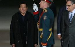 Duterte bỏ dở thăm Nga, về nước khẩn cấp vì IS tấn công thành phố