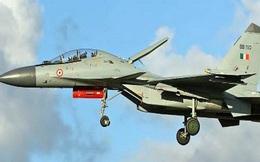 Chiến đấu cơ Su-30 của Ấn Độ mất tích gần biên giới Trung Quốc