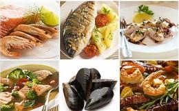 Cảnh báo dị ứng và ngộ độc hải sản