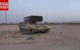 """Nga tung """"hung thần"""" nhiệt áp, đặc nhiệm xung trận diệt khủng bố cùng quân đội Syria"""
